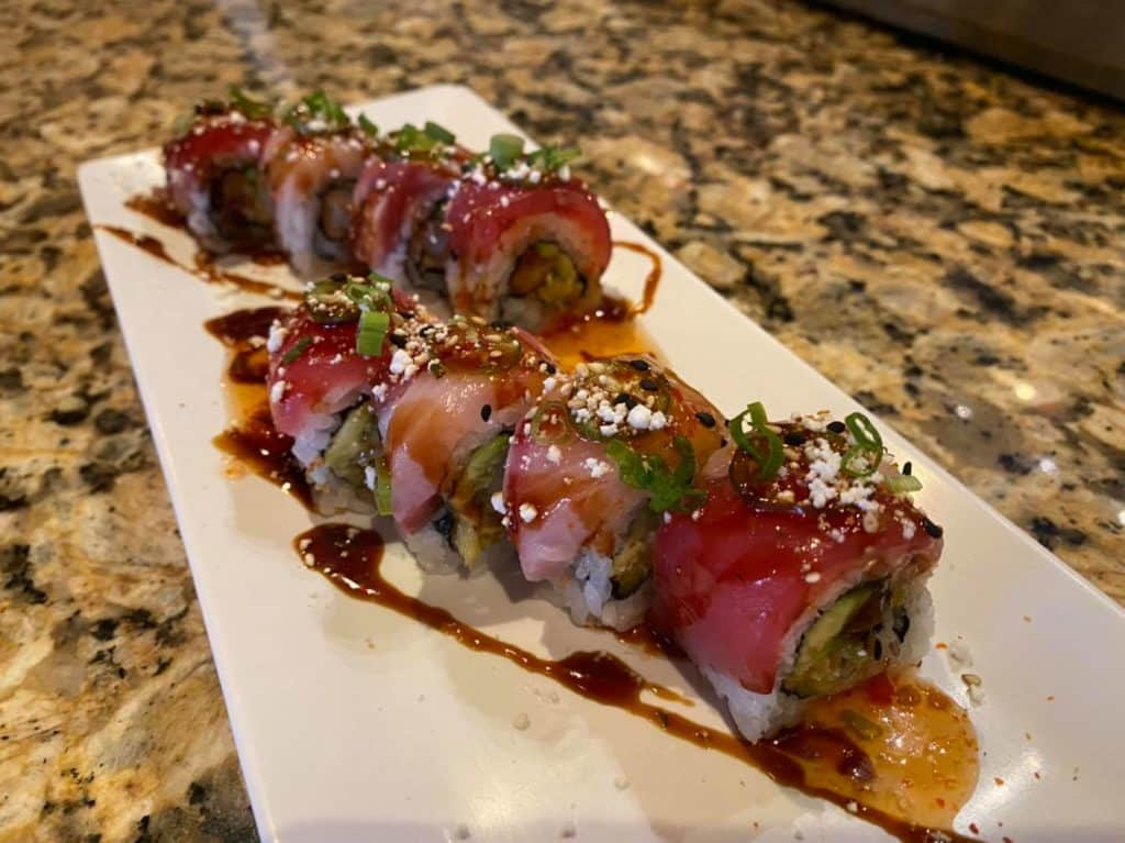 Rock and Roll Sushi Lounge - Voted Best Sushi in Corpus Christi